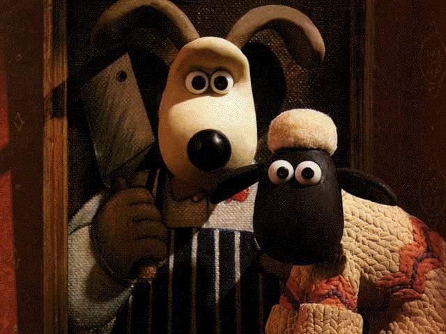 Groomit et Shaun