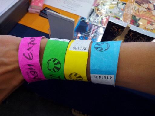 Un bracelet par jour... Si esthétique ^^ !