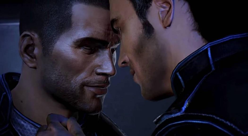 Notez que Kaidan réussit à faire sourire Shepard. Si ça c'est pas du miracle...